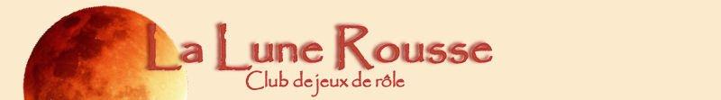 Club de jeux de rôles La Lune Rousse, Rennes